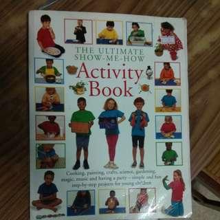 Activity book