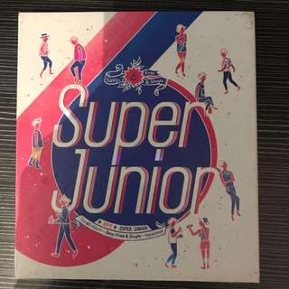 Super Junior 六輯 repackage CD SPY