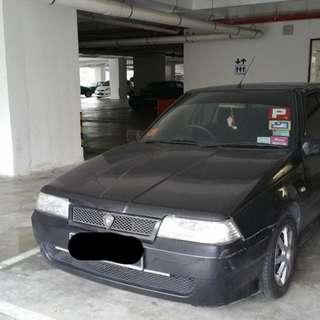 Proton Saga Aeroback 1.3 (M) LMST model