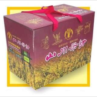 🚚 🔥代購2斤新竹山川米粉在來米純米粉禮盒(常溫)