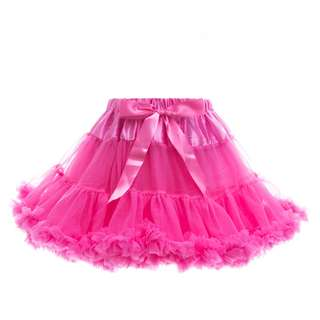 Petti Tutu Skirt - Hot Pink