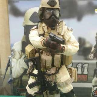 1/6 scale Soldier Story EOD-MU 11 US Navy figure