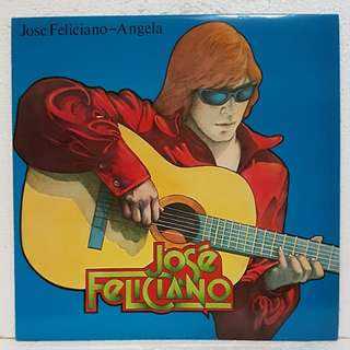 On Hold: Jose Feliciano - Angela Vinyl Record