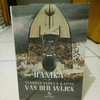 Novel  Tenggelamnya  Kapal  Vanderbeck