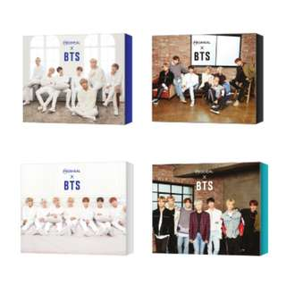 Mediheal x BTS Special Package Mask