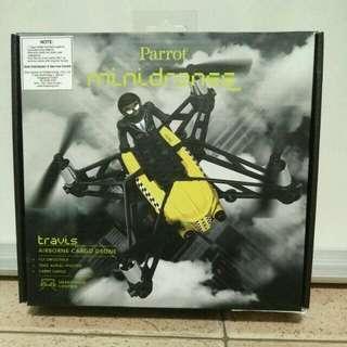 Travis Airborne Cargo Drone - Parrot Mini Drone
