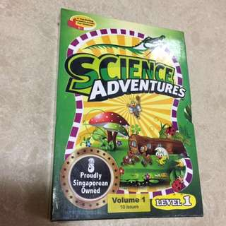 Science adventures magazine vol1(2013)