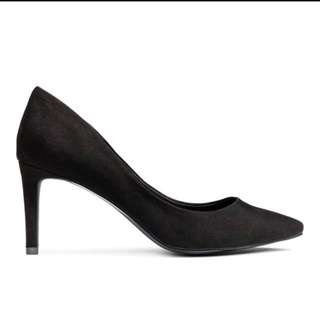H&M Black pumps