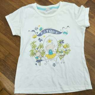 7years old girl T Shirt