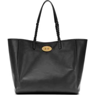 Mulberry black tote