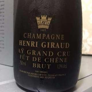 N.V. Henri Giraud Champagne Grand Cru MV07 (French)