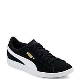 Puma Vikky Suede (Black)