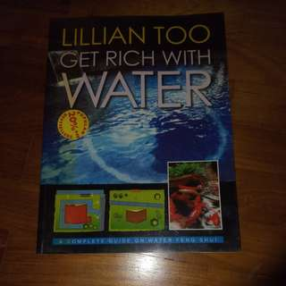 Get Rich With Water by Lilian Too