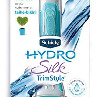 School Hydro Silk Trimstyle Razor and Bikini Trimmer