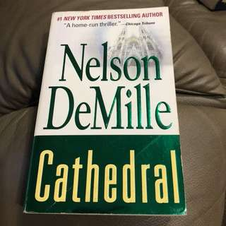 Thrillee/Suspense Novel, Cathedral - Nelson Demille