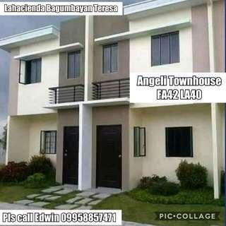 Bria Lahacienda Townhouse Units