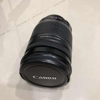 Canon Ef s18-200 Lense
