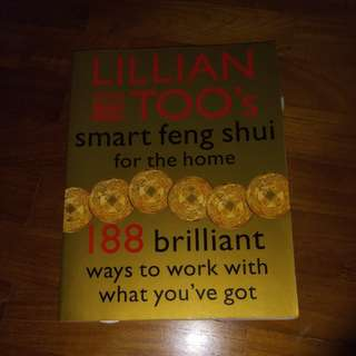 Smart Fengshui for the Home, 188 Brilliant Ways to Work With what You've Got by Lilian Too