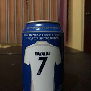 Ronaldo Real Madrid 16/17 Jersey Can Limited Edition