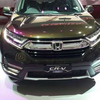 CRV 1.5 Turbo Prestisge NIK 2017 Ready Stock!!