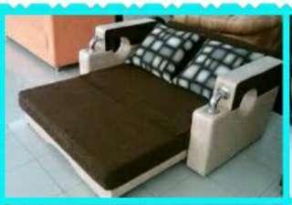Sofa bed minimalis