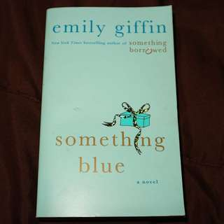 Something Blue by Emily Giffin