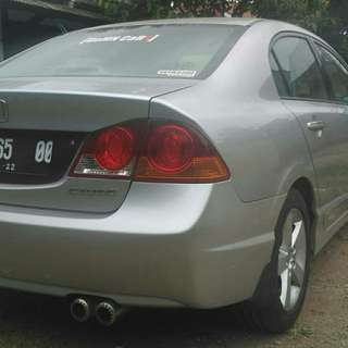 Honda civic 2008 1800cc