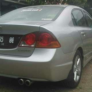 Honda civic 2008 1800cc