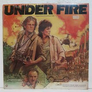 Under Fire OST Vinyl Record