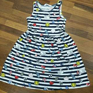 H&M Dress 9-10yrs