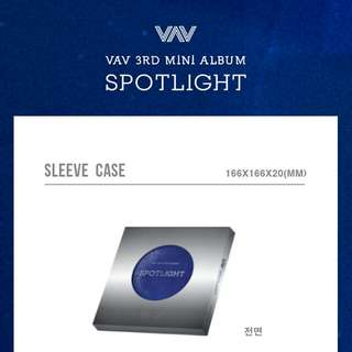 VAV-Spotlight [3rd Mini Album]