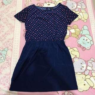 Preloved dress mango size M