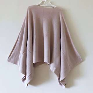 LULULEMON Poncho Knit Top