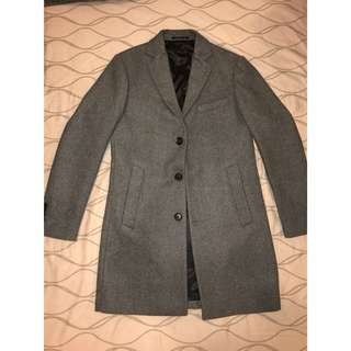 Esprit 大衣 外套 羊毛 絕版