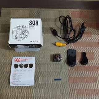 SQ8 MiniDivi Camera Full HD 1920X1080