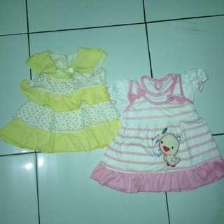 Baby dress 2pcs
