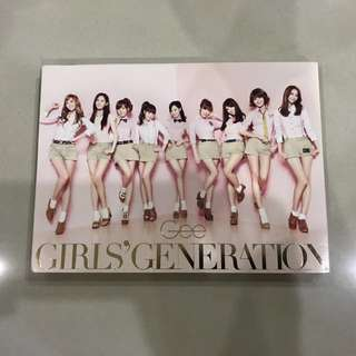 Girls' Generation Gee Japanese Album