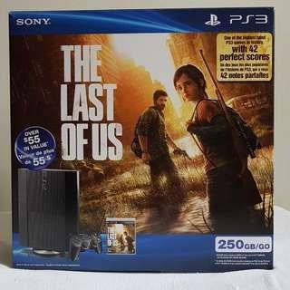 PS3 250 GB