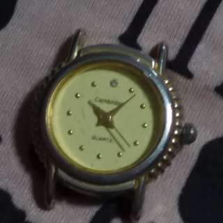 Vintage cambridge watch 24K gold plated
