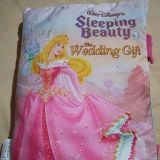 Disney Princess Storybook Pillow