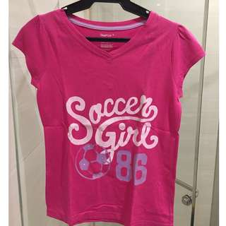 GAP Kids Soccer Girls Shirt