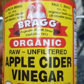Bragg Apple Cider Raw Vinegar