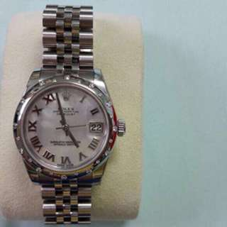 rolex oyster perpetual datejust boy size