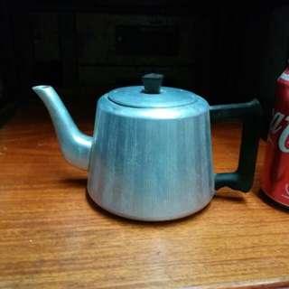 中古懷舊~ 英國銻壺/茶壺