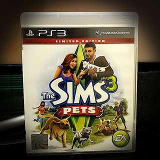 PS3 @ Sims 3 : Pets