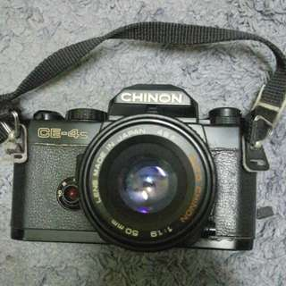 Camera filem chinon