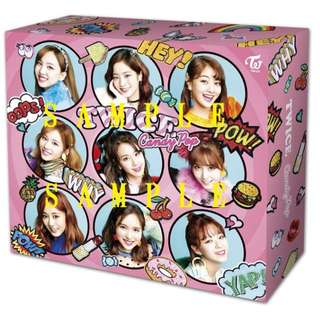 [Warner Music Box Set] TWICE Candy Pop