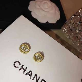 Chanel vintage耳環