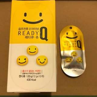 韓國 Handok Ready Q Chew 解酒軟糖