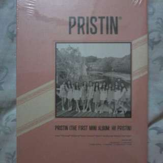 REDUCED !! WTS SEALED PRISTIN